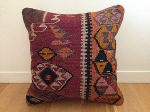 キリム リメイク クッション(Fethiye Kilim Cushion - Vintage)