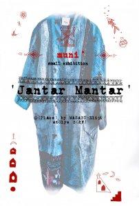 muni*  small exhibition [Jantar Mantar]