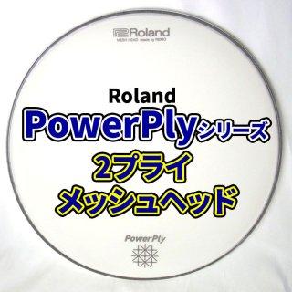 Roland (ローランド) PowerPlyシリーズ 2プライ メッシュヘッド 13インチ MH2-13