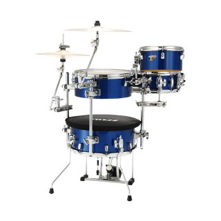 TAMA (タマ) 小口径ドラムシェルセット CLUB COCKTAIL-JAM Drum set インディゴ・スパークル(ISP)CJB46C-ISP