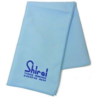 Shirai Music ( シライミュージック ) シライミュージックオリジナル 楽器お手入れクロス クリーンラスターハイクロス ブルー<br>【追跡可能メール便 送料無料】