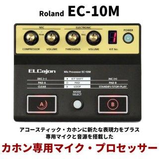 Roland (ローランド) カホン専用マイク・プロセッサー ELCajon Mic Processor EC-10M