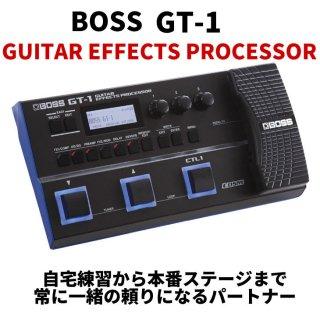 BOSS (ボス) ギター用マルチエフェクター Guitar Effects Processor GT-1 【送料無料】