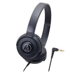 audio-technica (オーディオテクニカ) ヘッドホン ATH-S100 BK (ブラック)