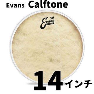 EVANS(エバンス) カーフトーン 14インチ タム・スネアドラム打面用ヘッド  TT14C7