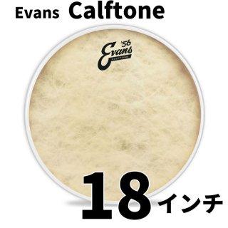EVANS(エバンス) カーフトーン 18インチ タム打面用ヘッド  TT18C7