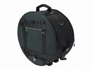 Pearl ( パール ) ブラックジャムシリーズ スネアドラムバッグ (セミハード / 14″x5″〜6.5″対応 / ショルダーストラップx2付) PSC-BJSD