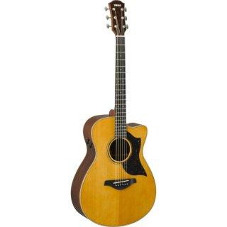 YAMAHA (ヤマハ) エレクトリックアコースティックギター AC5R ARE (VN:ヴィンテージナチュラル) ハードケース付