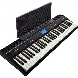 Roland (ローランド) キーボード (61鍵) GO:PIANO GO-61P 【はじめての鍵盤ワークショップ動画プレゼント】
