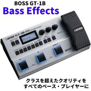 BOSS (ボス) ベース用マルチエフェクター Bass Effects GT-1B 【送料無料】