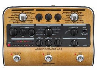 ZOOM (ズーム) アコースティック・クリエイター AC-3