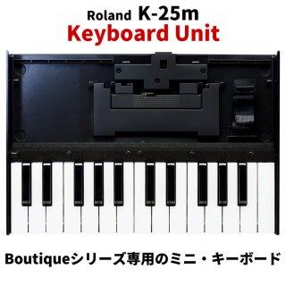 Roland (ローランド) Boutiqueシリーズ専用のミニ・キーボード Keyboard Unit K-25m