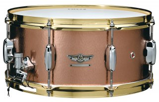 TAMA (タマ) STAR Reserve スネアドラム HAND HAMMERED COPPER TCS1465H(VOL.4)【ソフトケースプレゼント】【受注生産品】