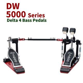 dw (ディーダブリュ) 5000シリーズ ダブルペダル アクセレレータータイプ DW-5002AD4