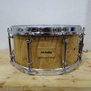 """Koike Drums (コイケドラム) スネアドラム 栗の木 13""""x6.5"""""""