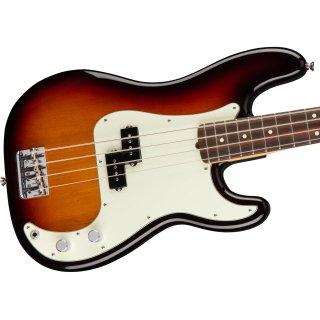 Fender (フェンダー) エレキベース American Professional Precision Bass カラー:3-Color Sunburst 【モールドケース付属】