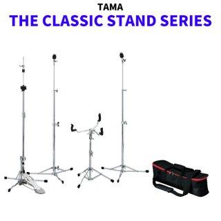 TAMA (タマ) THE CLASSIC STAND SERIES 4-pc ハードウェアキット HC4FB【送料無料】
