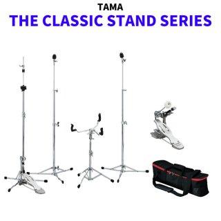 TAMA (タマ) THE CLASSIC STAND SERIES 5-pc ハードウェアキット HC4FB+HP50【送料無料】