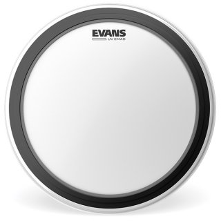 EVANS(エバンス) UV1 EMAD 18インチ バスドラム打面用ヘッド BD18EMADUV