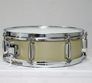 "Shirai Keet Acoustic Drums ""Nue"" Green Beans 14″x4.5″ N-SD1445 シライキート ヌウ スネアドラム"