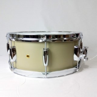 "【即納】Shirai Keet Acoustic Drums ""Nue"" Green Beans 14″x5.75″ N-SD14575 シライキート ヌウ スネアドラム"
