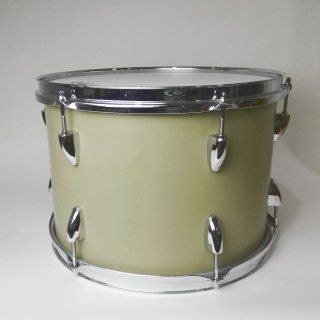 "Shirai Keet Acoustic Drums ""Nue"" Green Beans 13″x9″ N-TT1309 シライキート ヌウ タム スタンド付き"