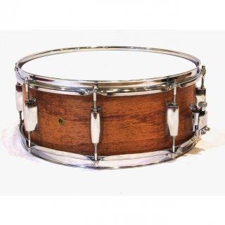 "Shirai Keet Acoustic Drums ""Nue"" Cinnamon Roast 14″x5.75 NK-SD14575 シライキート ヌウ スネアドラム"