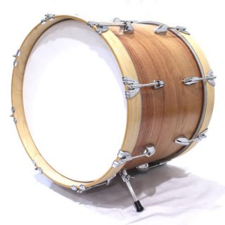 "Shirai Keet Acoustic Drums ""Nue"" Cinnamon Roast 16″x12″ NK-BD1612 シライキート ヌウ バスドラム"