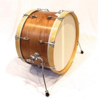 "Shirai Keet Acoustic Drums ""Nue"" Cinnamon Roast 20″x12″ NK-BD2012 シライキート ヌウ バスドラム"