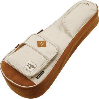Ibanez ( アイバニーズ ) POWERPAD Designer Collection Bag IUBC541 コンサート用ウクレレバッグ カラー:ベージュ
