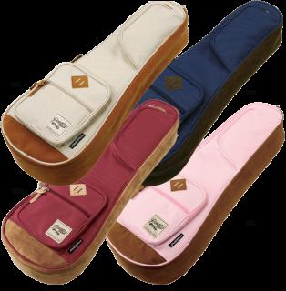 Ibanez ( アイバニーズ ) POWERPAD Designer Collection Bag コンサート用ウクレレバッグ IUBC541【選べる2色】