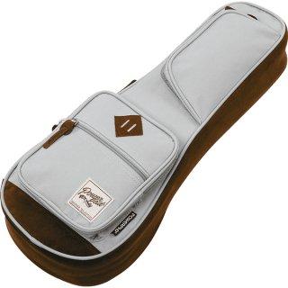 Ibanez ( アイバニーズ ) POWERPAD Designer Collection Bag IUBS541 ソプラノ用ウクレレバッグ カラー:グレー