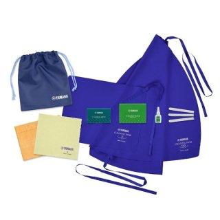 YAMAHA (ヤマハ)  管楽器お手入れセット 木管楽器 アルト・テナーサックス用 KOSSAX5