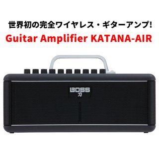 BOSS (ボス) KATANA シリーズ ワイヤレス・ギターアンプ Guitar Amplifier KATANA-AIR KTN-AIR