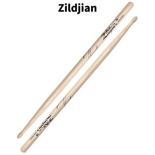 Zildjian (ジルジャン) ドラムスティック 5B ヒッコリー 406×15.2mm(1ペア) 【定形外郵便】【送料無料】