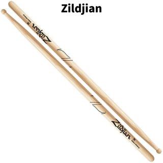 Zildjian (ジルジャン) ドラムスティック 7A ヒッコリー ウッドチップ 394×13.3mm(1ペア) 【定形外郵便】【送料無料】