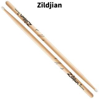 Zildjian (ジルジャン) ドラムスティック 7A ヒッコリー ナイロンチップ 394×13.3mm(1ペア) 【定形外郵便】【送料無料】