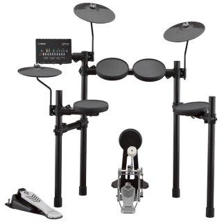 【ドラム入門書プレゼントキャンペーン】<br>YAMAHA (ヤマハ) DTX402 シリーズ 電子ドラム DTX432KS シンプルセット【スティック・ヘッドホン付】