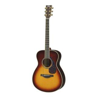 YAMAHA (ヤマハ) Lシリーズ アコースティックギター LS16 ARE (BS:ブラウンサンバースト) ライトケース付