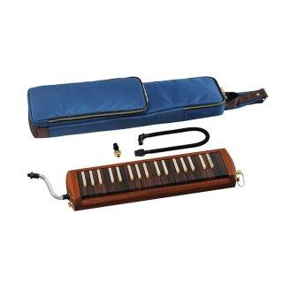 【受注生産品】SUZUKI (スズキ) 木製鍵盤ハーモニカ アルト  W-37