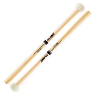 Promark (プロマーク) マーチング用バスドラムマレット Performer Series Marching Bass Drum Mallets PSMB1