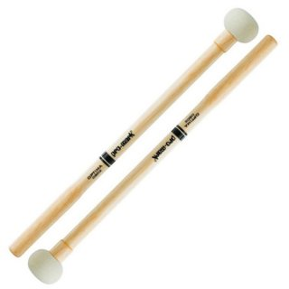 Promark (プロマーク) マーチング用バスドラムマレット Optima Series Marching Bass Drum Mallets OBD2