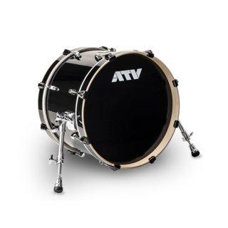 """ATV (エーティーブイ) キックドラム 18"""" x 12"""" aDrums artist Kick Drum aD-K18"""