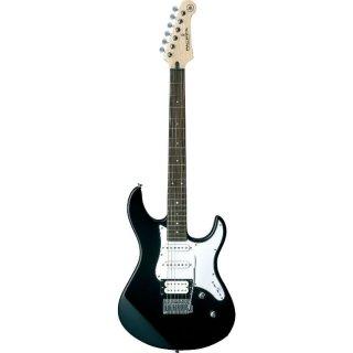 YAMAHA (ヤマハ) エレキギター PACIFICAシリーズ PAC112V  (BL:ブラック)【ソフトケース付属】