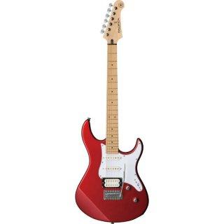 YAMAHA (ヤマハ) エレキギター PACIFICAシリーズ PAC112VM  (RM:レッドメタリック)【ソフトケース付属】