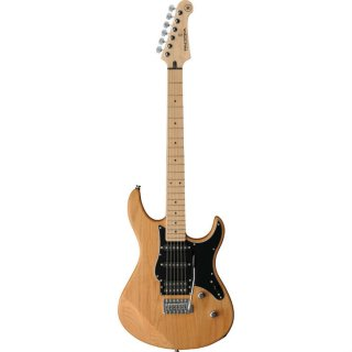 YAMAHA (ヤマハ) エレキギター PACIFICAシリーズ PAC112VMX  (YNS:イエローナチュラルサテン)【ソフトケース付属】