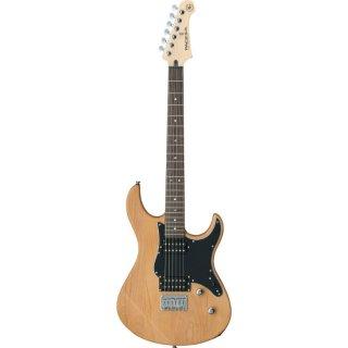 YAMAHA (ヤマハ) エレキギター PACIFICAシリーズ PAC120H  (YNS:イエローナチュラルサテン)【ソフトケース付属】