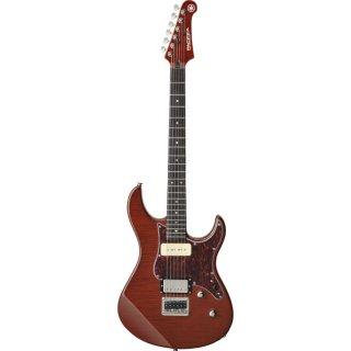 YAMAHA (ヤマハ) エレキギター  PACIFICA 611HFM (RTB:ルートビア)【ソフトケース付属】