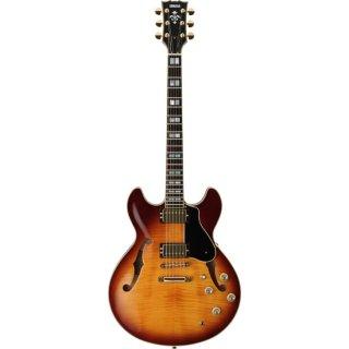 YAMAHA (ヤマハ) エレキギター(セミアコ)  SA2200 (VS:バイオリンサンバースト)