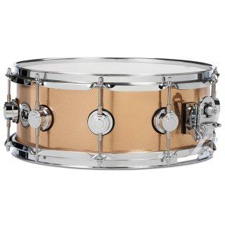 "dw(ディーダブリュ)スネアドラム Collector's Metal Snares BELL BRONZE 14""x6.5"""